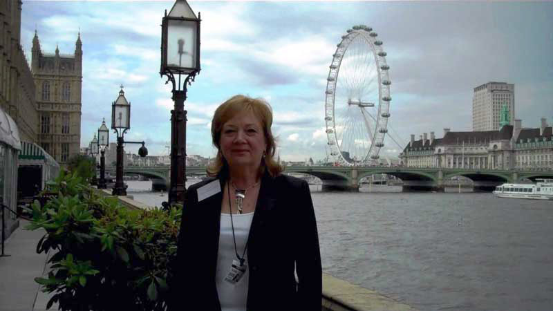 Hazel at  House of Lords
